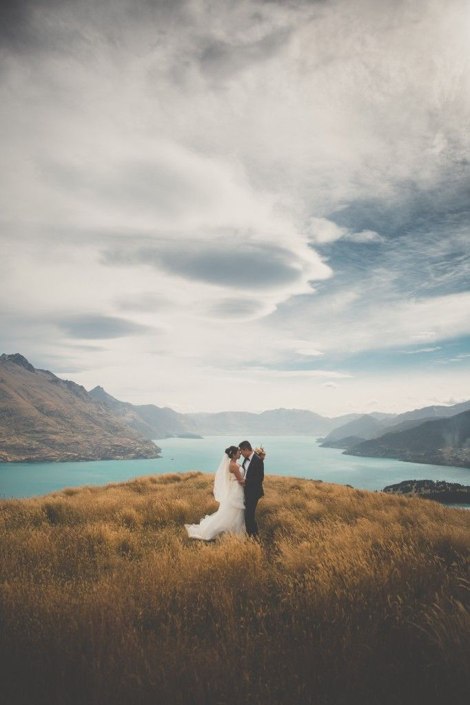 Destination Wedding - Queenstown, New Zealand Wedding - Planning by Simply Perfect Weddings - Photos by Jim Pollard Goes Click