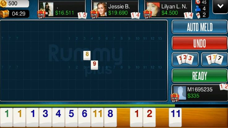 Play Rummy Online Rummy Plus Win Cash