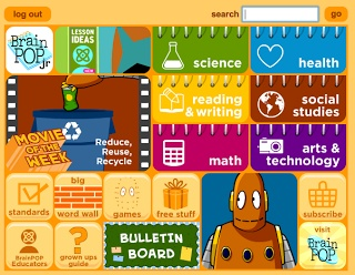 What the Teacher Wants!: Seeds and Plants GALORE! This week we've watched lots of BrainPOP Jr. videos. Seriously.... if your school doesn't have a BrainPOP subscription, they totally should (It includes BrainPop, BrainPOP Jr. and BrainPOP ESL)! They are great to use to introduce or reinforce any topic. And the best part???? If you have a subscription, you can  view all the videos on your iPad and it has the subtitles. So, I can use it for Listen to Reading during Daily 5.