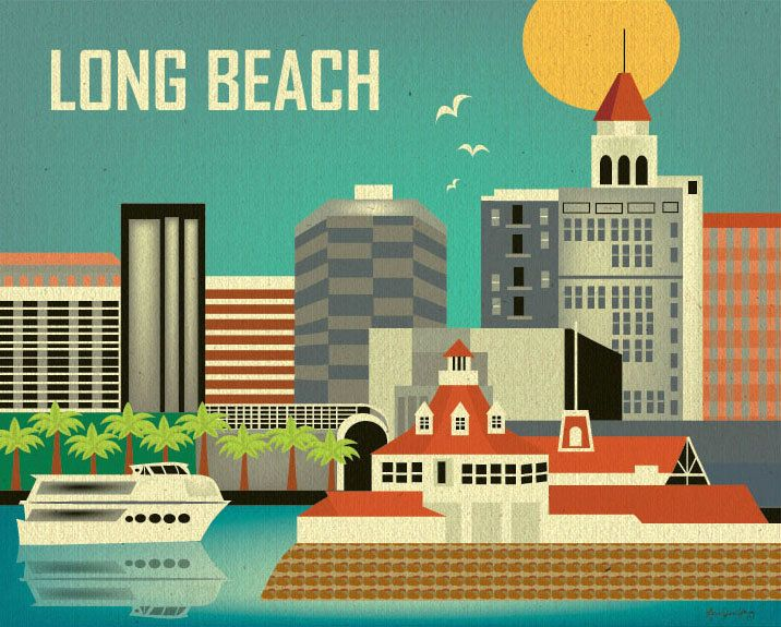 17 Best Images About Long Beach On Pinterest Theater