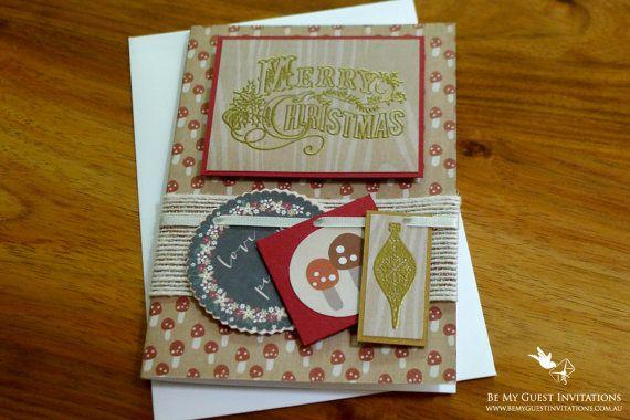 Love Joy Peace Hope Christmas Card