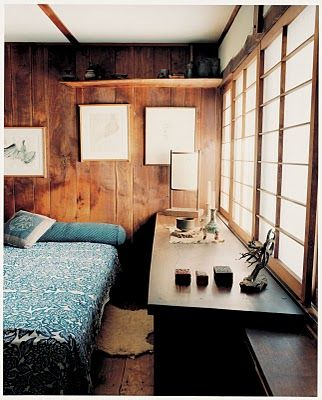 : Rustic Lakes Houses, Indian Summer, Window, Design Interiors, Soft Lights, Wooden Wall, Japan Style, Wood Wall, Bedrooms Wall
