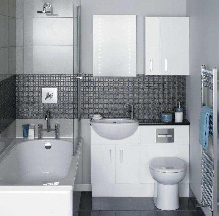 Как декорировать крошечную ванную: 7 идей дизайнера | Филдс | Яндекс Дзен