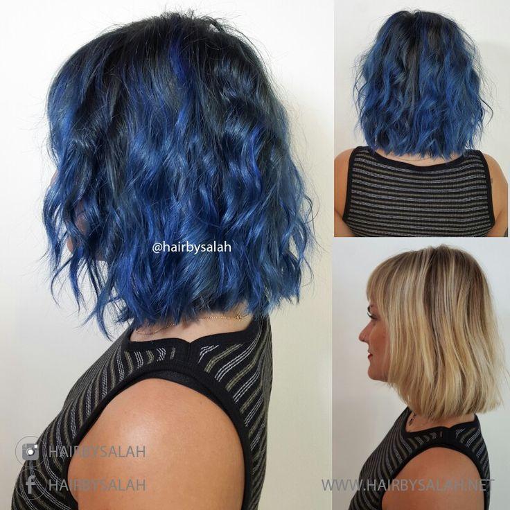 Blue Hair Dye Dubai