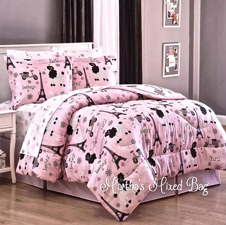 French Bedroom Black And White Teenage Bedroom Wallpaper Uk Wooden Bedroom Blinds Bedroom Oasis Decorating Ideas: Details About PARIS Chic EIFFEL TOWER French Poodle Teen
