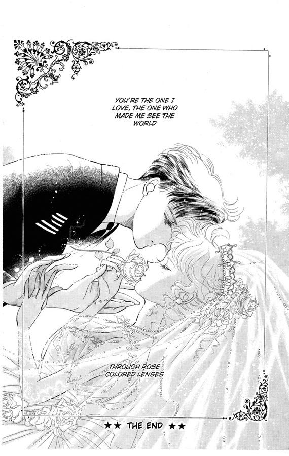"Art from ""Maria"" series by manga artist & ""Sailor Moon"" creator Naoko Takeuchi."