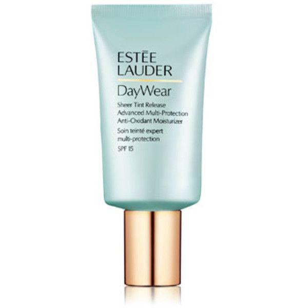 Estee Lauder Daywear Sheer Tint Anti Oxidant Moisturizer Spf 15 54 Liked On Polyvore Featuring Beauty Products Tinted Moisturizer Tinted Spf Moisturizer