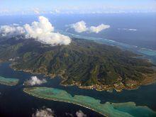 Society Islands - Raiatea
