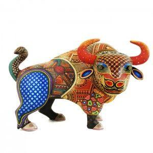 Manuel Cruz: Superb Bull