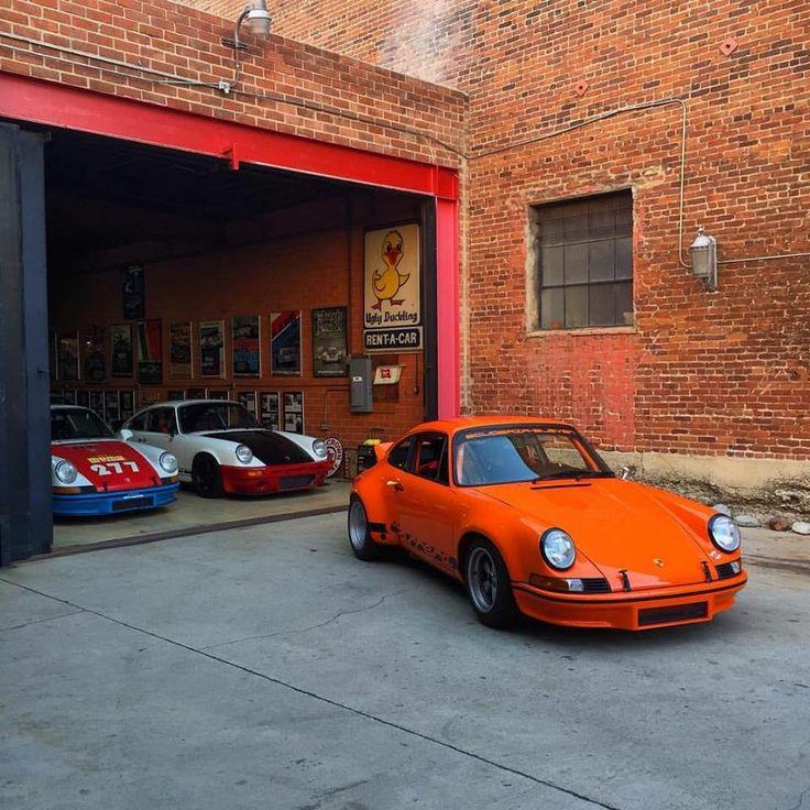 Magnus Walker Porsche 911 Carrera RSR