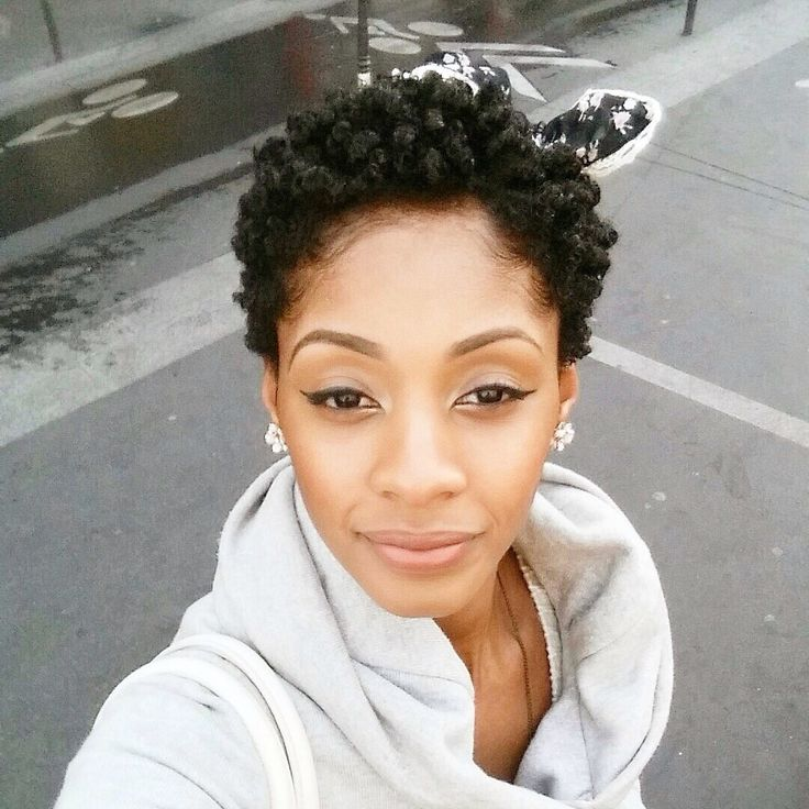 {Grow Lust Worthy Hair FASTER Naturally} ========================= Go To: www.HairTriggerr.com ========================= Such a Cute Short Natural Style!!