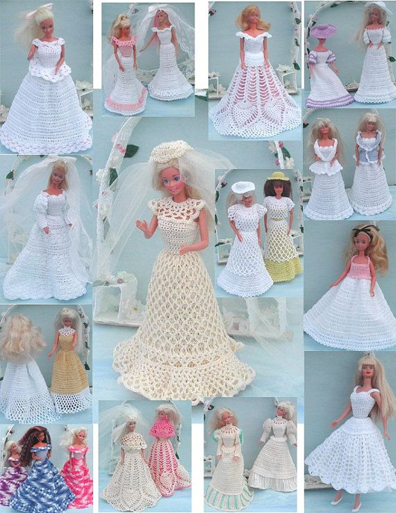 Free Knitting Patterns For Barbie And Ken Dolls : 864 best images about ?????? ??? ????? on Pinterest ...