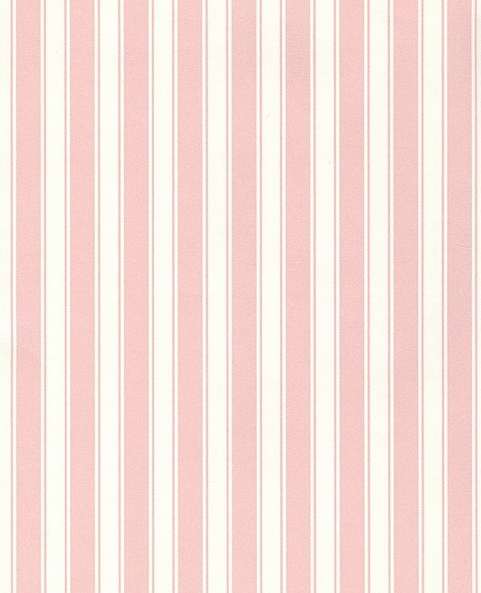 New Tiger Stripe Wallpaper Striped wallpaper in pink and off white