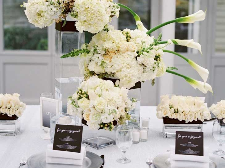 228 Best Images About Tall Wedding Centerpiece Flowers On Pinterest