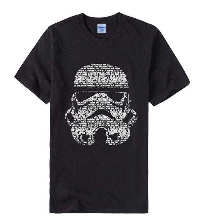 Star Wars Stormtrooper T-Shirt Star Wars merchandise http://funstarwars.com/shop/star-wars-t-shirts/star-wars-stormtrooper-t-shirt/ 15.65