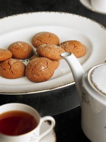 Печенье с кофе и кардамоном