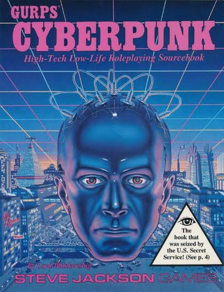 Your cyberpunk games are dangerous