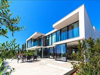 Moderne und luxuriöse Strandvilla in Dalmatien (7)Ferienhaus in Primosten von @homeaway! #vacation #rental #travel #homeaway