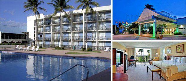 Ofertas especiales de hoteles para bodas íntimas, Holiday Inn Mayaguez
