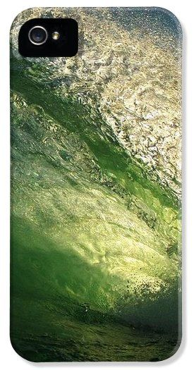 Glassy Wedge: This photo was taken at The Wedge in Newport Beach, CA.  This is a famous surfing, bodysurfing, and bodyboarding spot where the waves break right on the sand.  Click on the picture to purchase iphone cases, canvas prints, and more!