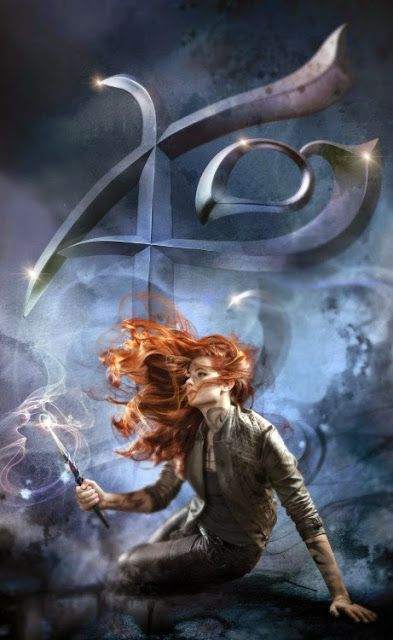 The Mortal Instruments Repackaged Cover Art Without Typeface