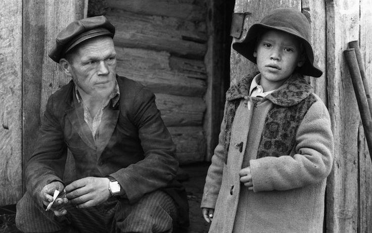 Сын пастуха. Село Белогородка Мариинского района. 15.09.1979.