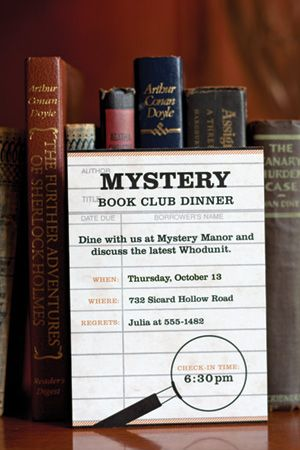 how to build mystery in book