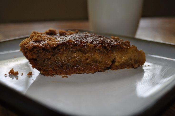 Old-Fashioned Milk Pie