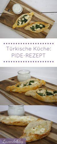 Die türkische Küche hat mehr als Döner zu bieten: Peynirli Pide und Ispanaklı Kapalı Pide zum Beispiel. Im Blog findet ihr ein Pide Rezept für Pide mit Spinat und Käse Pide.