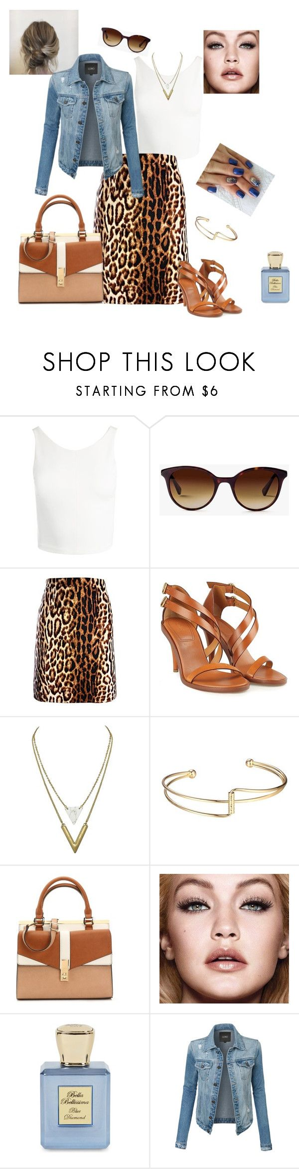 """Spacer"" by aal2402laa on Polyvore featuring moda, Sans Souci, Classic Specs, Michael Kors, Chloé i LE3NO"