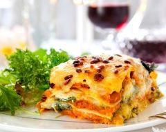 Lasagnes végétariennes (facile, rapide) - Une recette CuisineAZ