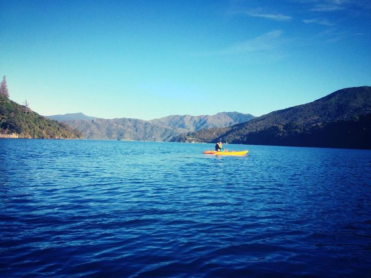 Kayaking www.mistletoebay.co.nz  https://www.facebook.com/mistletoebay #Mistletoe #Bay #Eco #Village #New #Zealand #Travel #South #Island #Malborough #Sounds #Wedding #Family #Summer #School #Holidays #Sustainability #Environment #Experience #Something #Different #Water #Sports #Photography #Pristine #Queen #Charlotte #Track