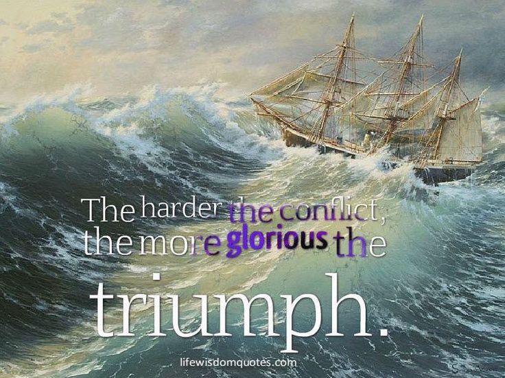 Случайные короткие цитаты судно, море, шторм