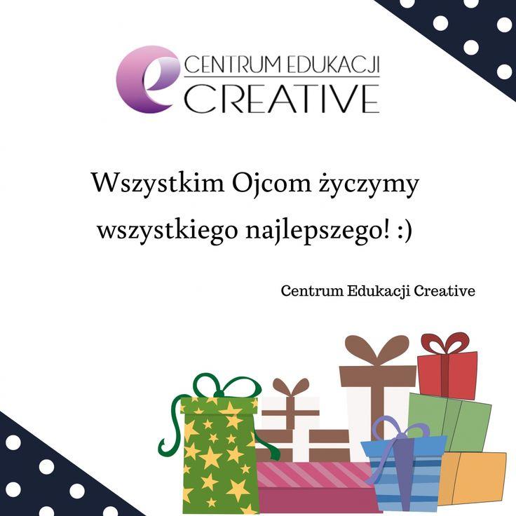 Tato! Życzymy Ci wszystkiego najlepszego! :)