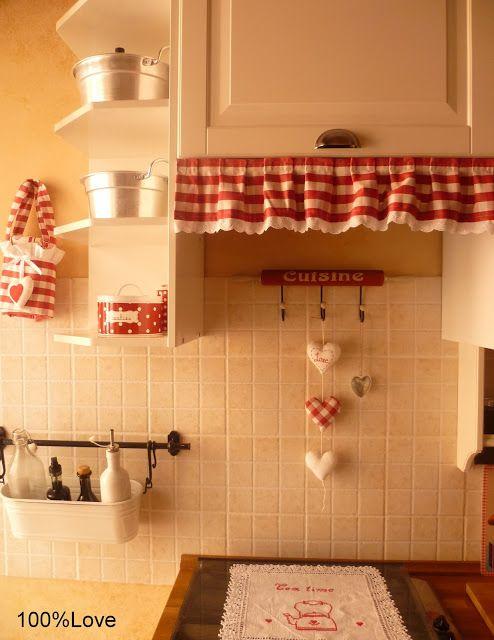 Cucina ikea cucina shabby chic pinterest cucina for Accessori cucina shabby