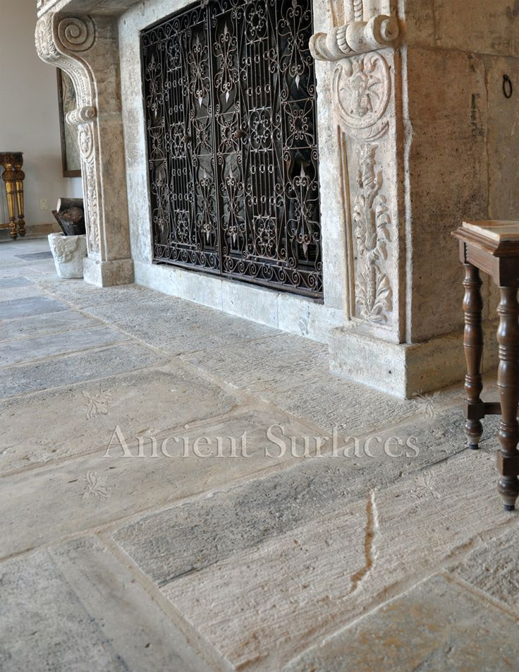 72 Best Images About Antique Reclaimed Limestone Flooring