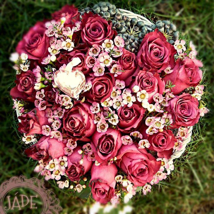 #rosebox #rózsabox #heartshape