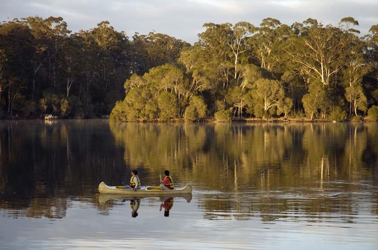 Mallacoota Inlet, Gypsie Point, Victoria.  #victoria #australia http://www.ozehols.com.au/holiday-accommodation/victoria