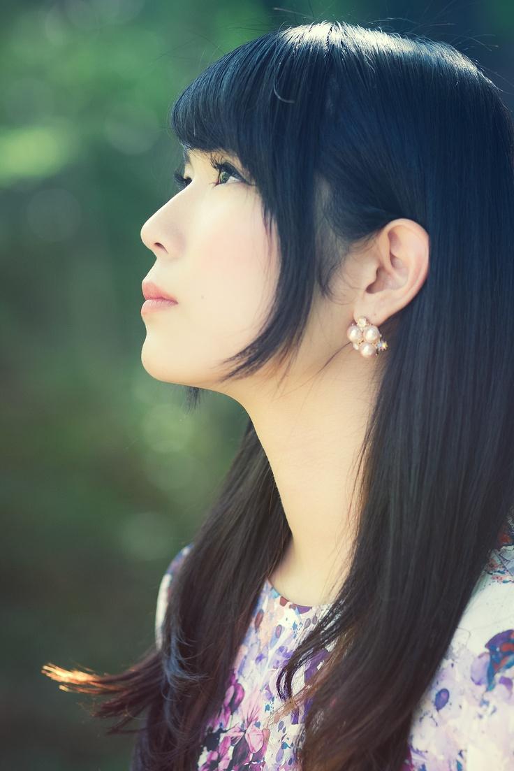 Mizuki Nakano by Meibi Photography | #japanese #japan #girl #portrait #photography