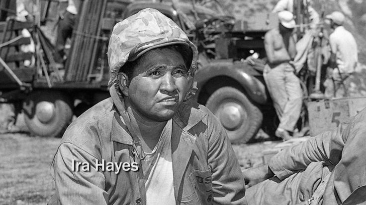 VIDEO | Marine Cpl. Ira Hayes was one of six servicemembers who raised an American flag on Mt. Suribachi during the Battle of Iwo Jima. Watch this video for details about Hayes. (Ken-Yon Hardy/Stars and Stripes)
