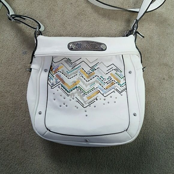 Miss Me Purse Miss Me purse for sale. Only owned for about a year. Like brand new. Miss Me Bags Satchels
