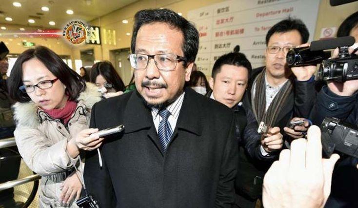 Coréia do Norte retalia expulsando embaixador da Malásia. Coréia do Norte expulsou o embaixador da Malásia para o país. O enviado, porém, já retornou à Malá