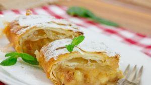 Jablkový závin | Casprezeny.sk