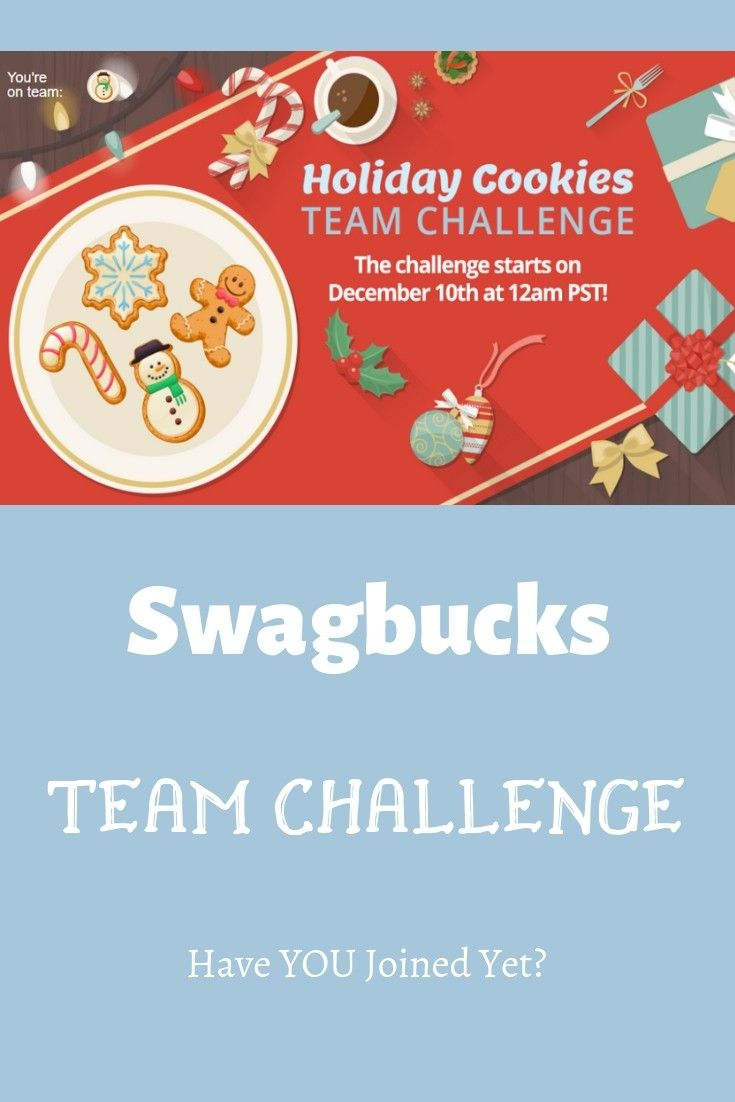 Join This Weeks Team Challenge To Earn Some Extra Sb Which Holiday