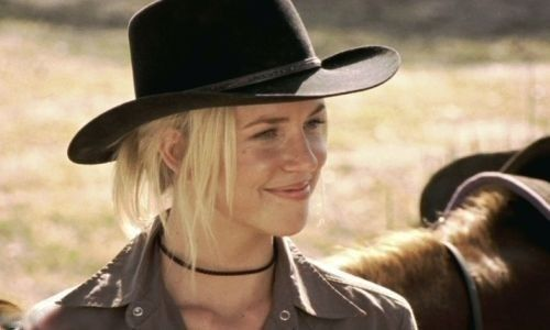 """as someone I know once said """"Think McLeods Daughters but less sexy"""" lol. Still love my cowboy hat <3"""