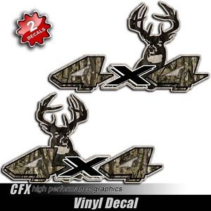 Hunting+4x4+Stickers | Camo Truck Decal 4x4 Dakota Truck Hunting Archery Sticker | eBay