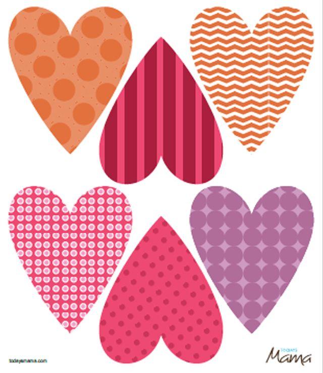 Валентинки своими руками - открытки ко дню Святого Валентина