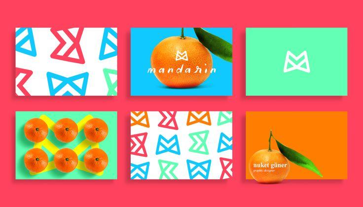 Mandarin Cosmetics & Personal Care on Behance
