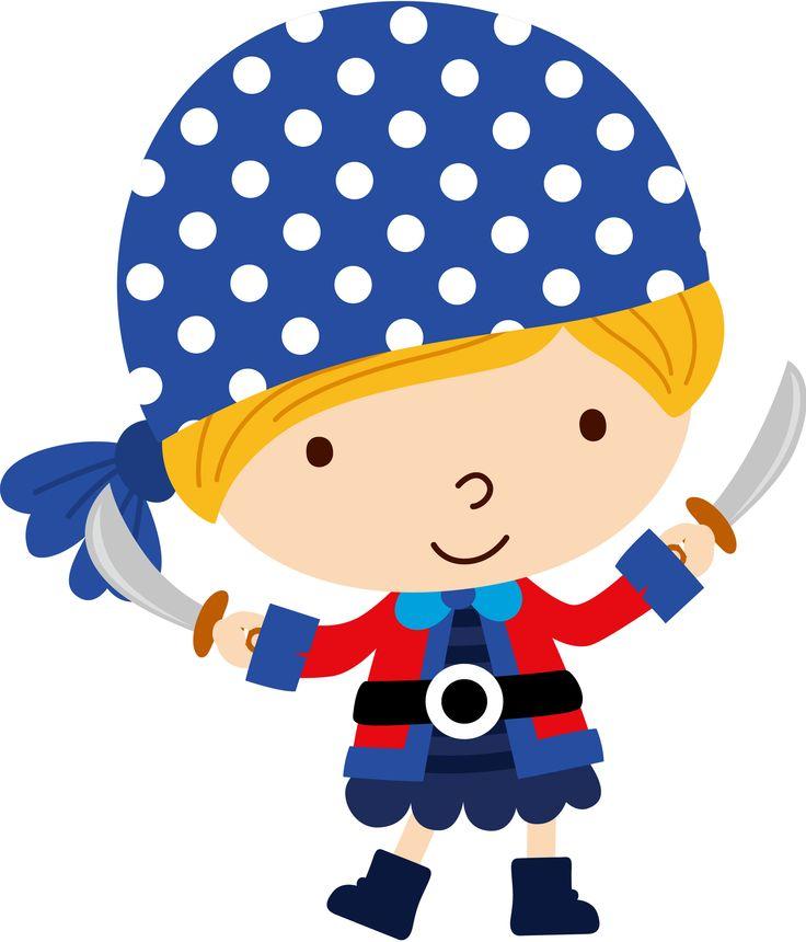 2103 2459 clip art pinterest pirates - Piratas infantiles imagenes ...