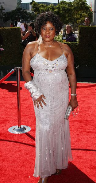 Actress Loretta Devine at The Academy Of Television Arts
